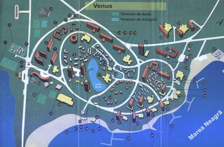 Курорт Венус